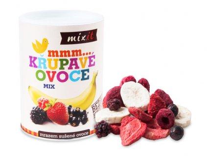 mixit male krupave ovoce