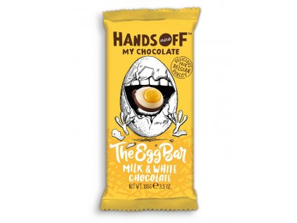 Hands off my chocolate – The Egg Bar