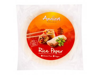 testoviny papir ryzovy amaizin