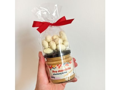 Dr. Nutta Dárkové balení Slaný karamel pro maminku 200g