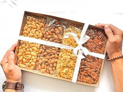 Dr. Nutta Dárkový balíček ořechů 1
