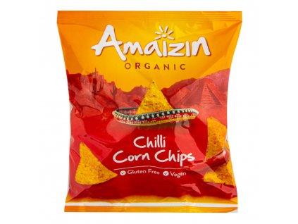 kukuricne chipsy chilli amaizin