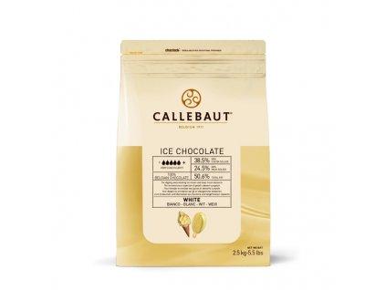 callebaut ice chocolate bila cokolada na polevani