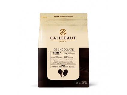 callebaut ice chocolate 56 horka cokolada na polevani