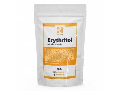 sladidlo erythritol nuttamix