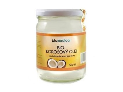 biomedical kokosovy olej nuttamix