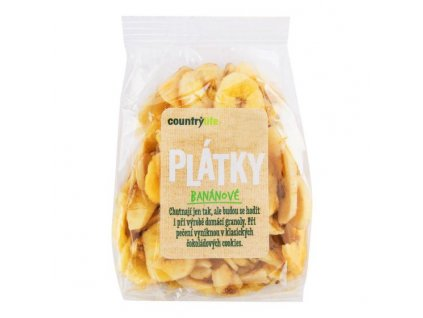 bananove platky coutry life