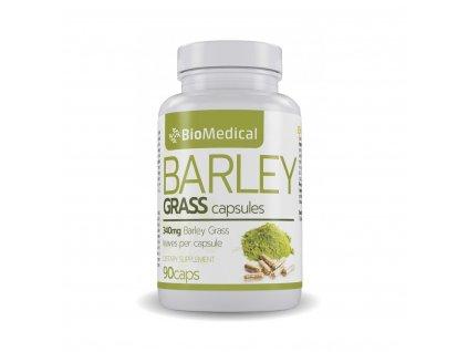 zeleny jecmen tablety biomedical