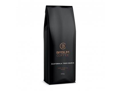 kava Guatemala tres maria mleta cerstve prazena (1)