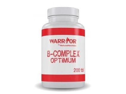 b complex optimum warrior
