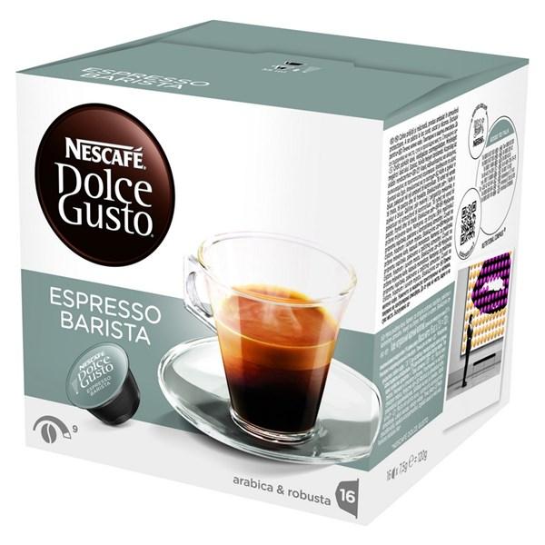 Kapsle a káva