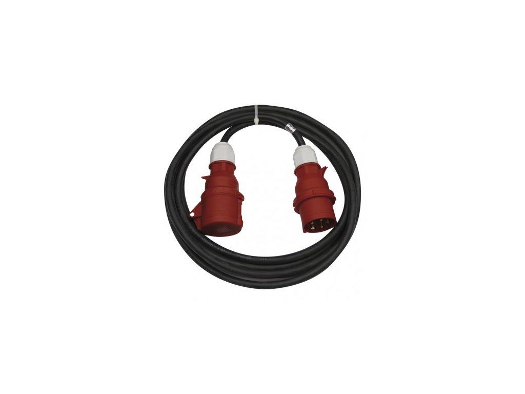 EMOS 3f prodlužovací kabel 5×16A, 25m PM0905