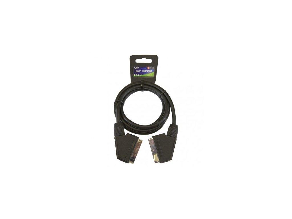 EMOS AV kabel SCART - SCART 1,5 m SL2001