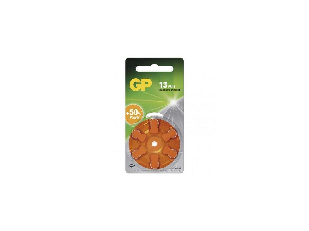 GP Batteries Baterie do naslouchadel GP ZA13 (PR48) B3513