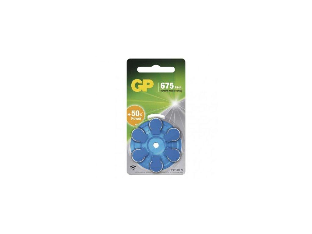 GP Batteries Baterie do naslouchadel GP ZA675 (PR44) B3575