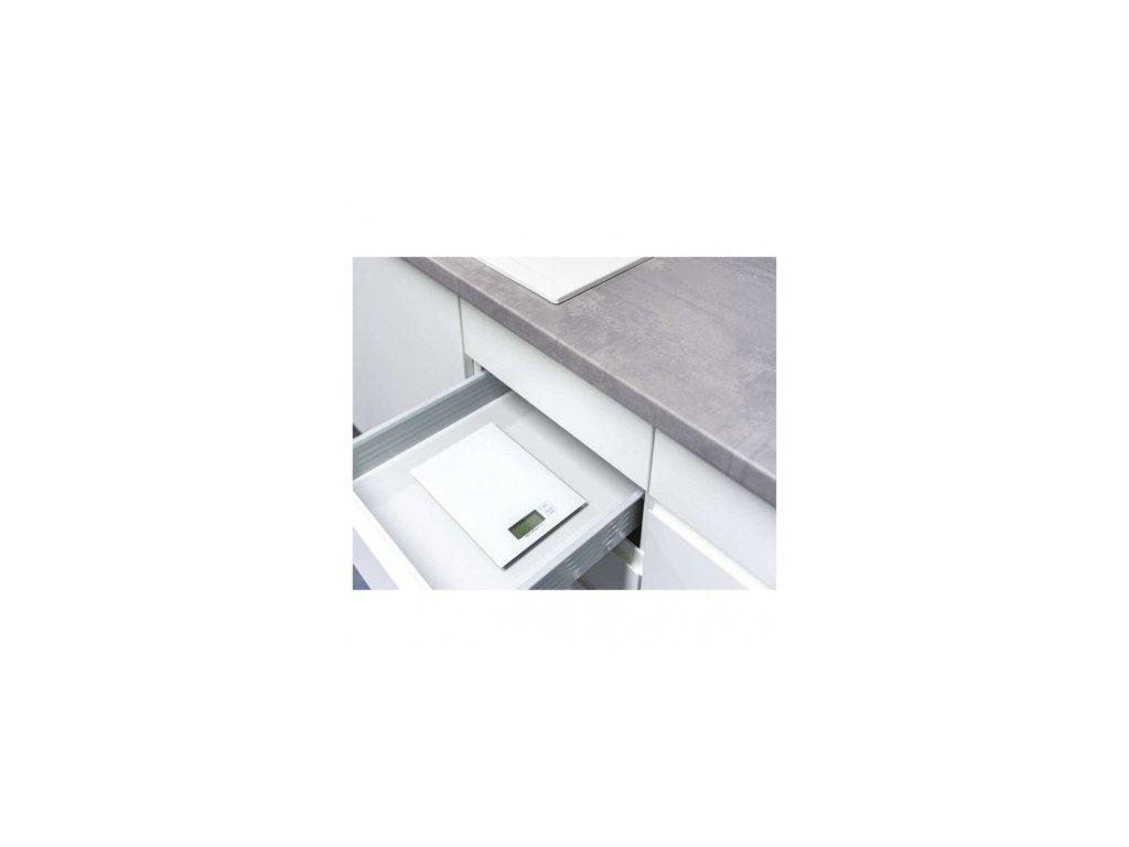 EMOS Digitální kuchyňská váha TY3101, bílá EV014