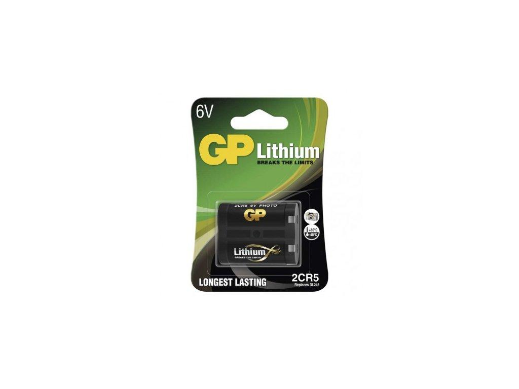 GP Batteries Lithiová baterie GP 2CR5 B1505