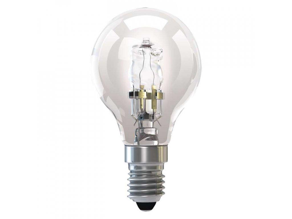 EMOS Lighting Halogenová žárovka ECO Mini Globe 28W E14 teplá bílá, stmív. ZE1012