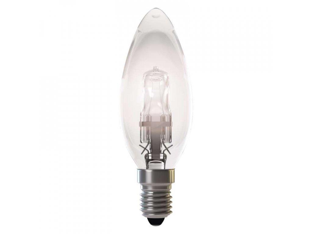 EMOS Lighting Halogenová žárovka ECO Candle 18W E14 teplá bílá,stmívatelná ZE0901