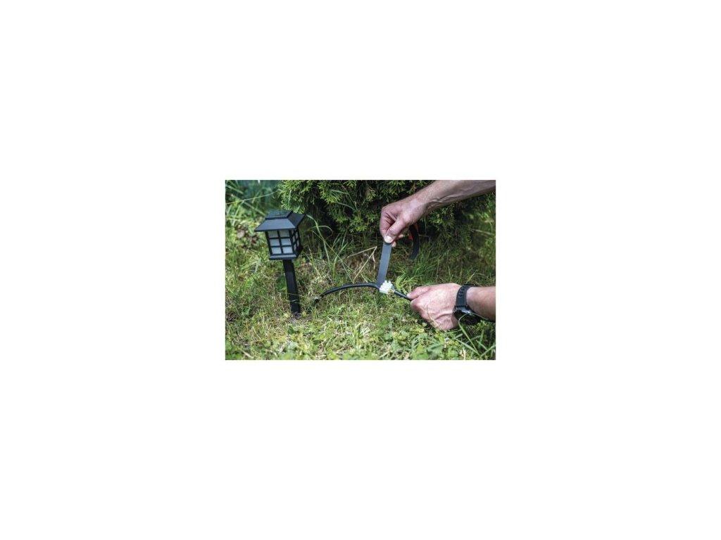 EMOS Izolační páska samovulkanizační 19mm / 10m černá F51912