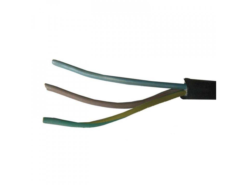 EMOS Kabel gumový CGSG 3Cx2,5 H05RR-F, 100m A4302
