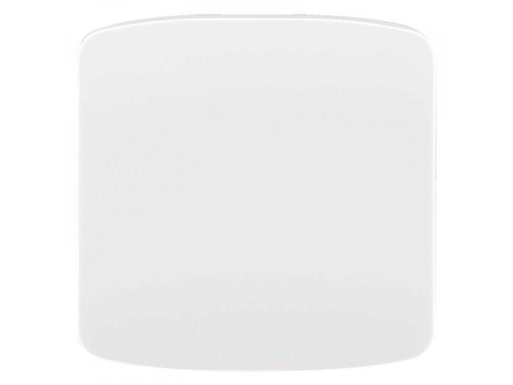 ABB Kryt na vypínač TANGO, bílý 3558A-A651B A1340.0