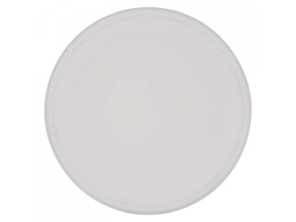 EMOS Lighting LED přisazené svítidlo, kruh stříbrná 17W studená bílá ZM1301