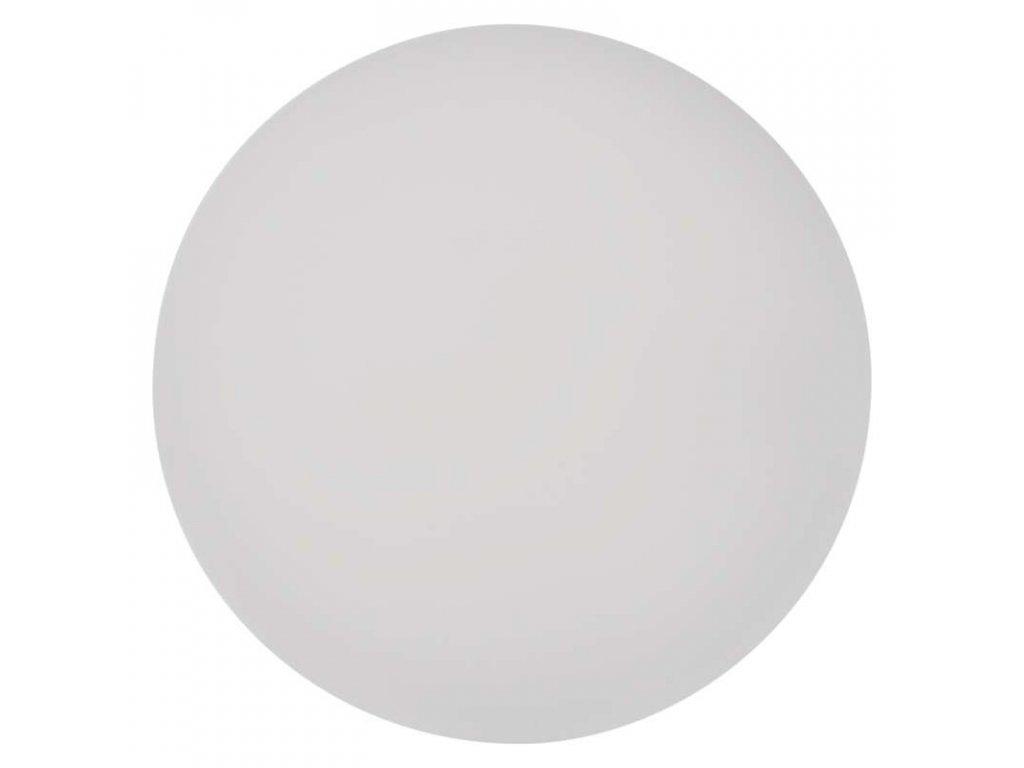 EMOS Lighting LED přisazené svítidlo, kruh stříbrná 29W teplá bílá stmív. ZM1102
