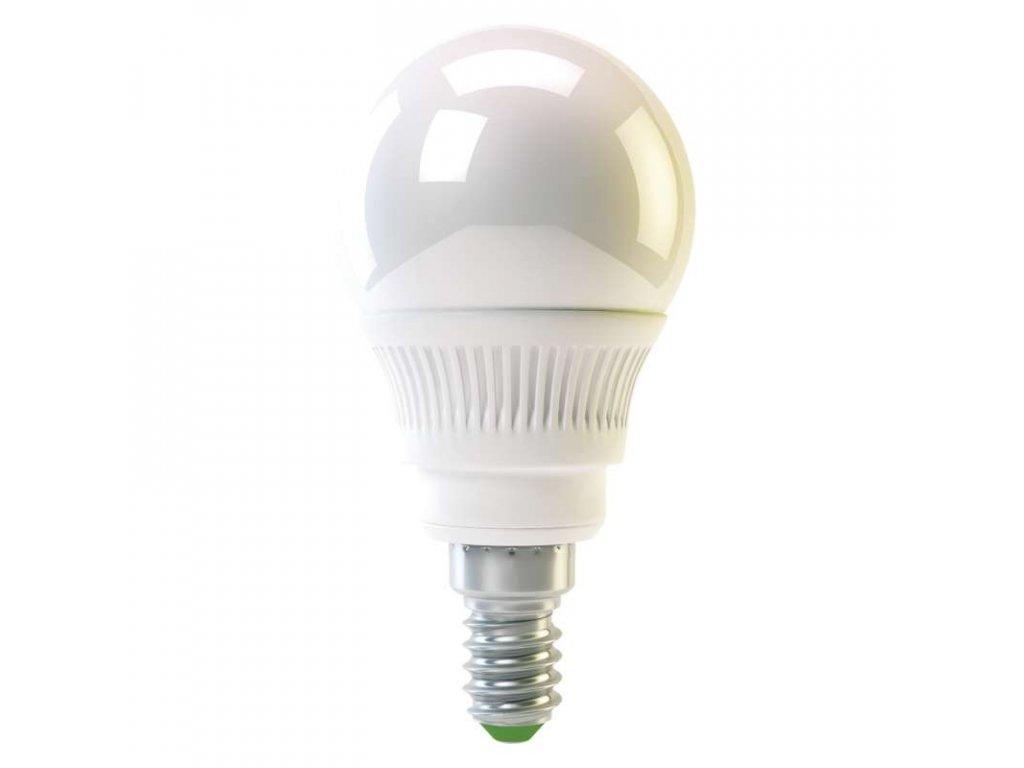 EMOS Lighting LED žárovka Classic Mini Globe 4W E14 studená bílá Z74640