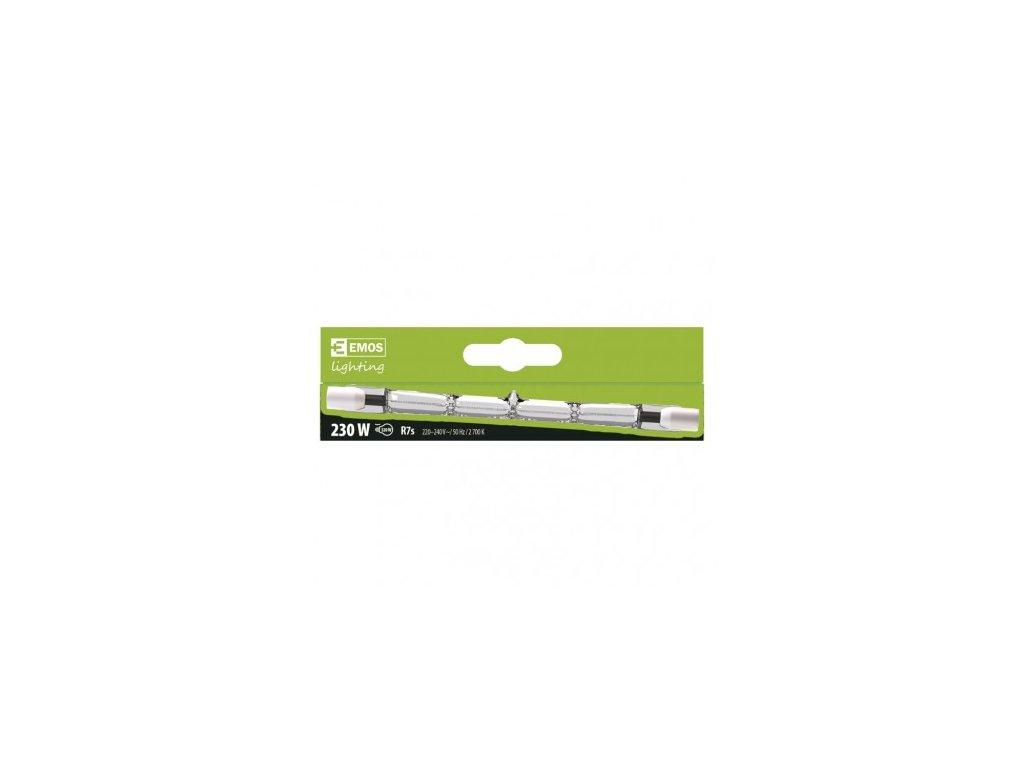 EMOS Lighting Lineární halogenová žárovka J118 230W R7s teplá bílá ZE0201