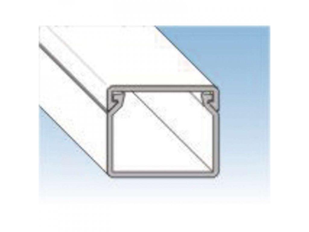 EMOS Lišta vkládací 18x18, 2m A9411