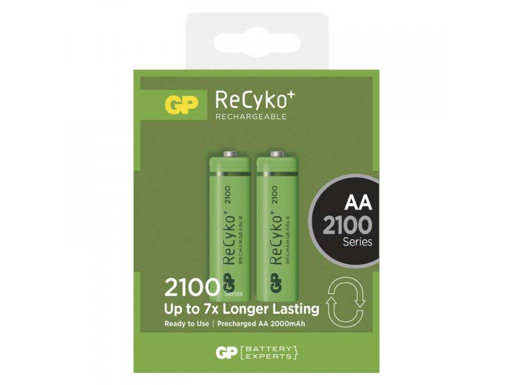 GP Batteries Nabíjecí baterie GP ReCyko+ 2100 (AA) B1427