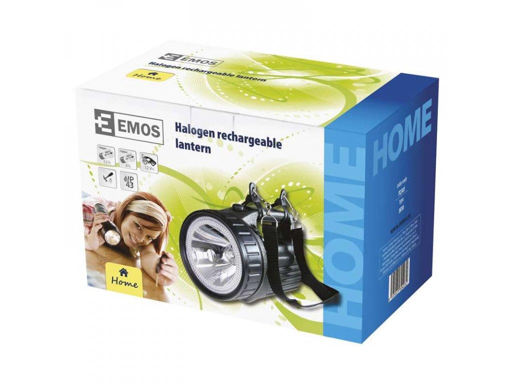 EMOS Nabíjecí svítilna halogenová 3810 P2301