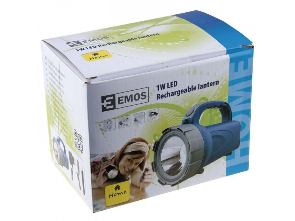 EMOS Nabíjecí svítilna LED E-2162 P4510