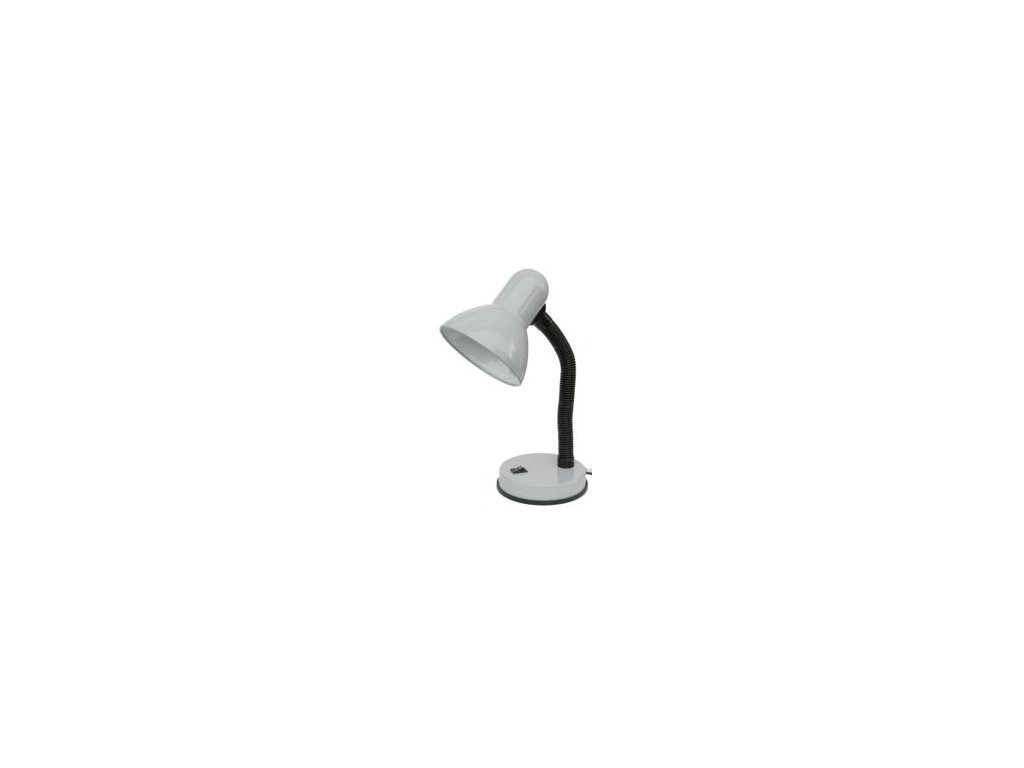 Žárovková stolní lampa Kadet 3082 (max. 1 x 60W) E27 bílá Argus
