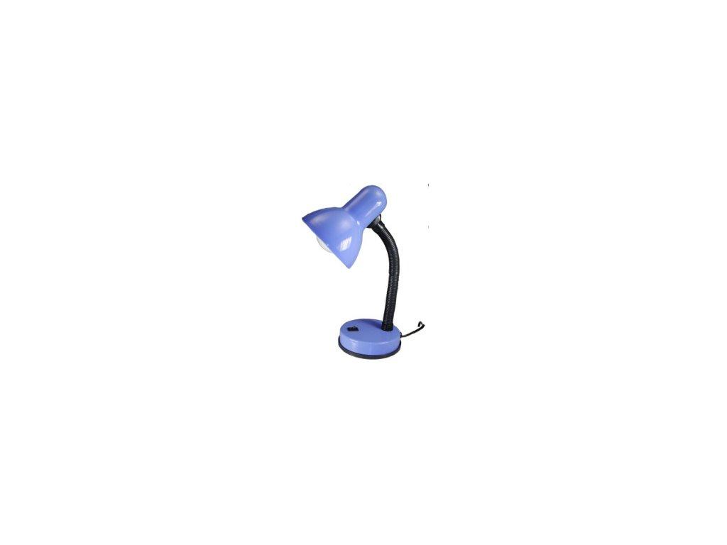 Žárovková stolní lampa Kadet 3082 (max. 1 x 60W) E27 modrá Argus