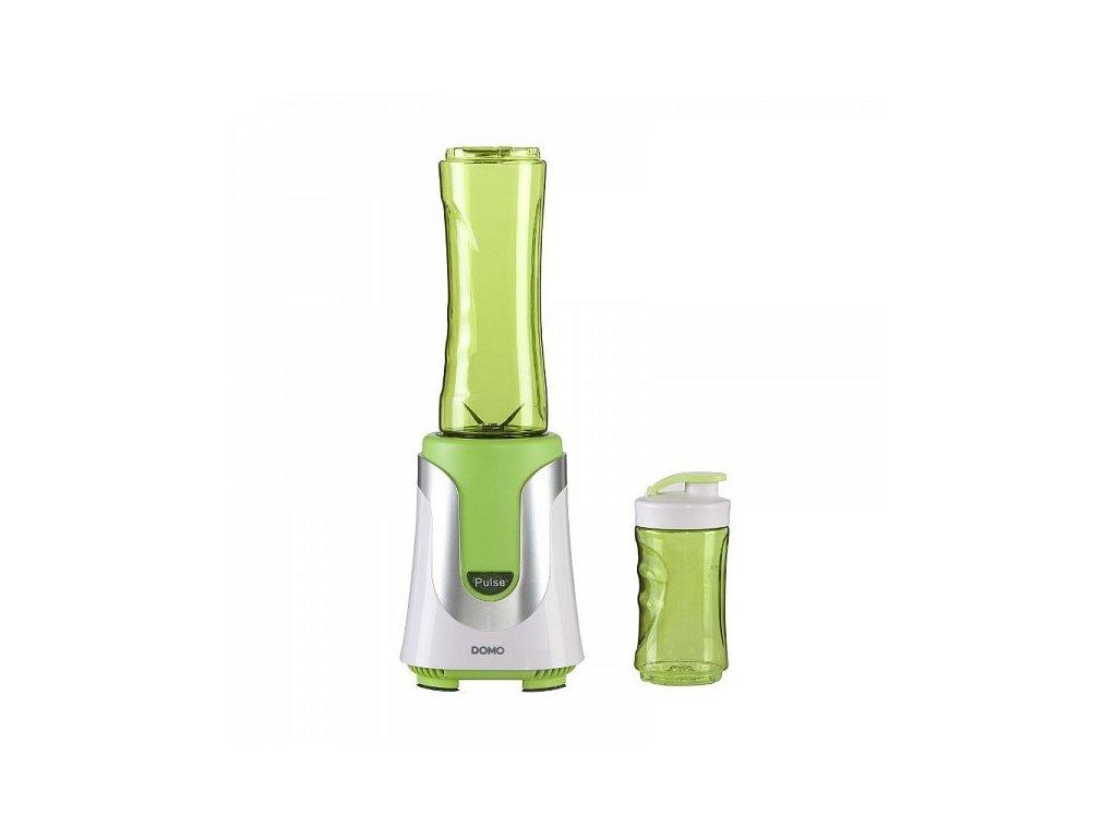 DOMO smoothie mixér - zelený  DO436BL