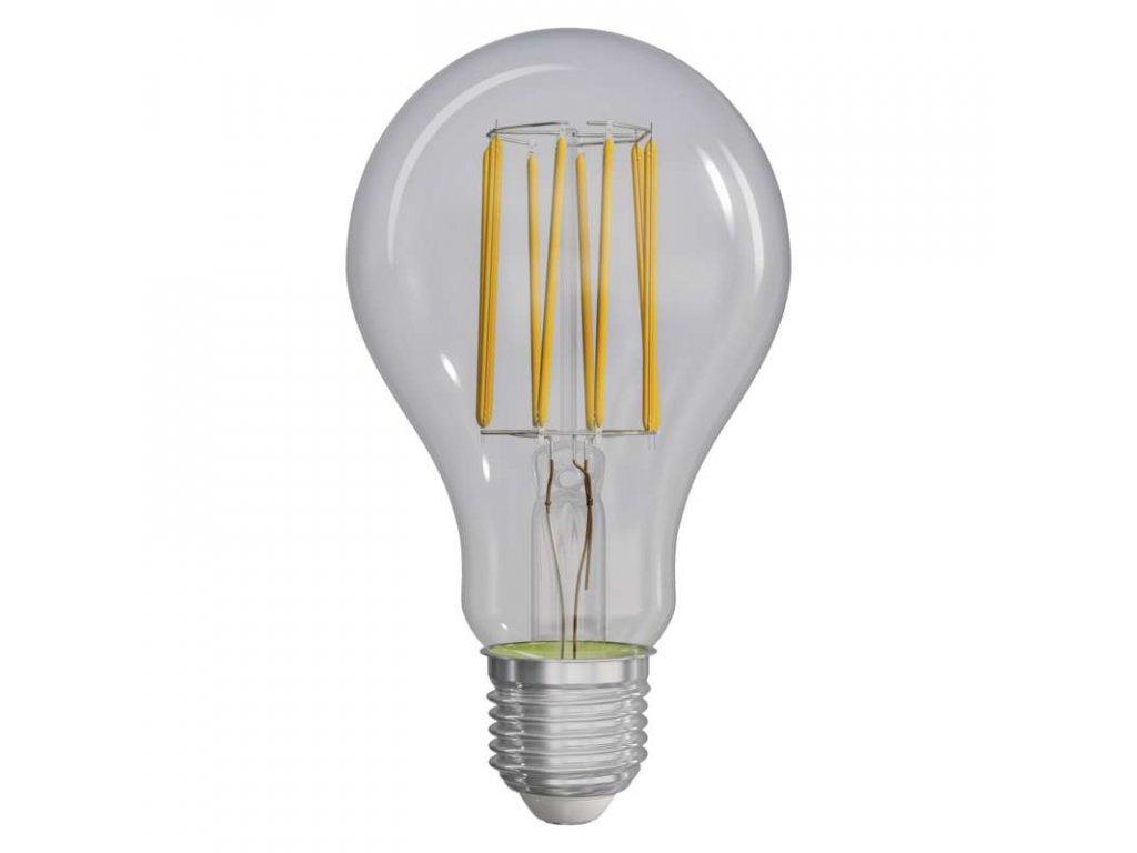 EMOS Lighting LED žárovka Filament A70 A++ 12W E27 teplá bílá Z74280