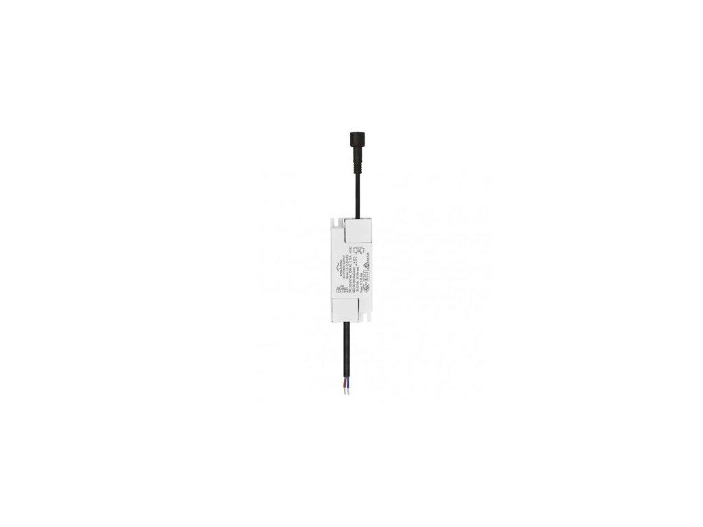 EMOS Lighting LED panel 75×75, čtvercový vestavný bílý, 6W teplá b., IP65 ZV2111