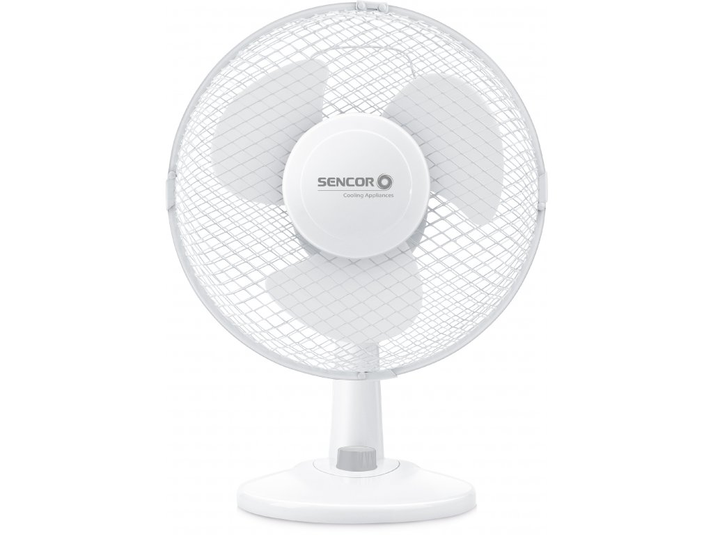 SENCOR stolní ventilátor SFE 2327WH