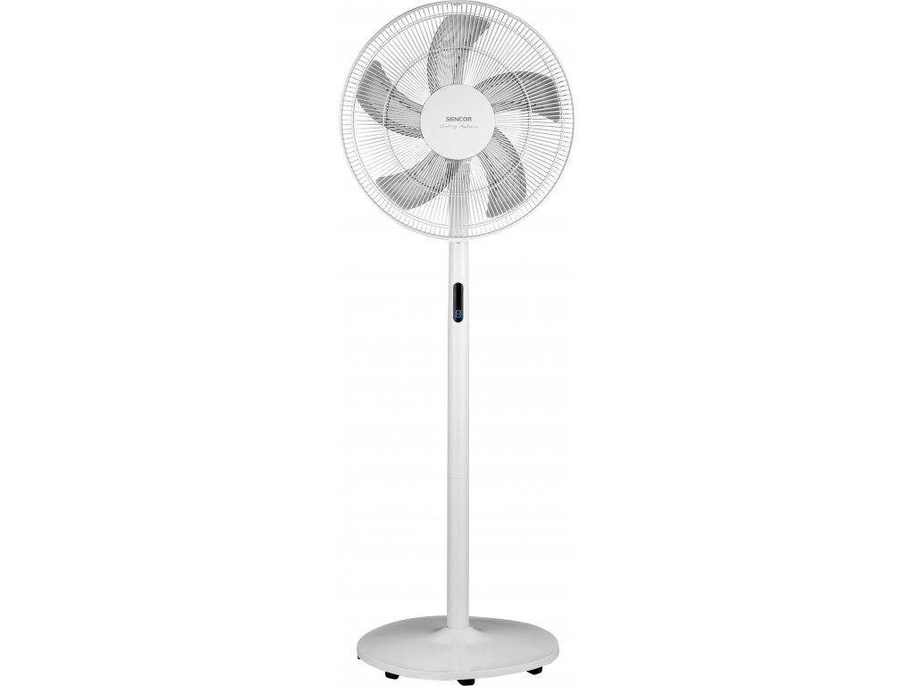 SENCOR stojanový ventilátor SFN 4070WH  + za 1450,- Kč na prodejně