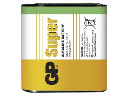 GP Batteries Alkalická baterie GP Super 3LR12 (4,5V) B1360