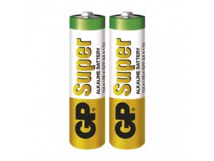 GP Batteries Alkalická baterie GP Super AA (LR6) B1320