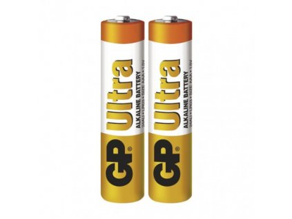 GP Batteries Alkalická baterie GP Ultra AAA (LR03) B1910