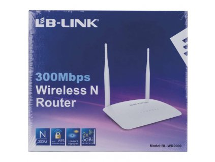 ROUTER 300M BL-WR2000