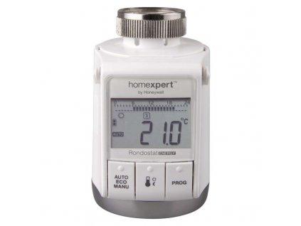 Digitální termostatická hlavice Honeywell HR25EE