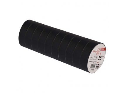 EMOS Izolační páska PVC 15mm / 10m černá F61512