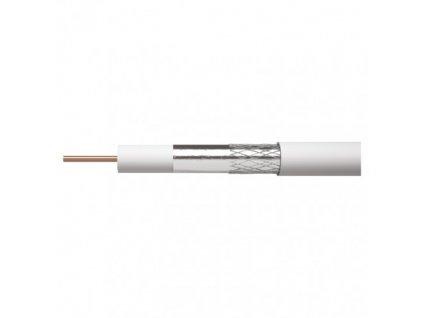 EMOS Koaxiální kabel CB130, 100m S5381E