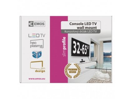 """EMOS Konzolový držák LED TV 32 - 65"""" (81 - 165cm) KT3364"""