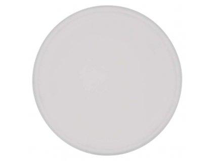 EMOS Lighting LED přisazené svítidlo, kruh stříbrná 17W teplá bílá ZM1101